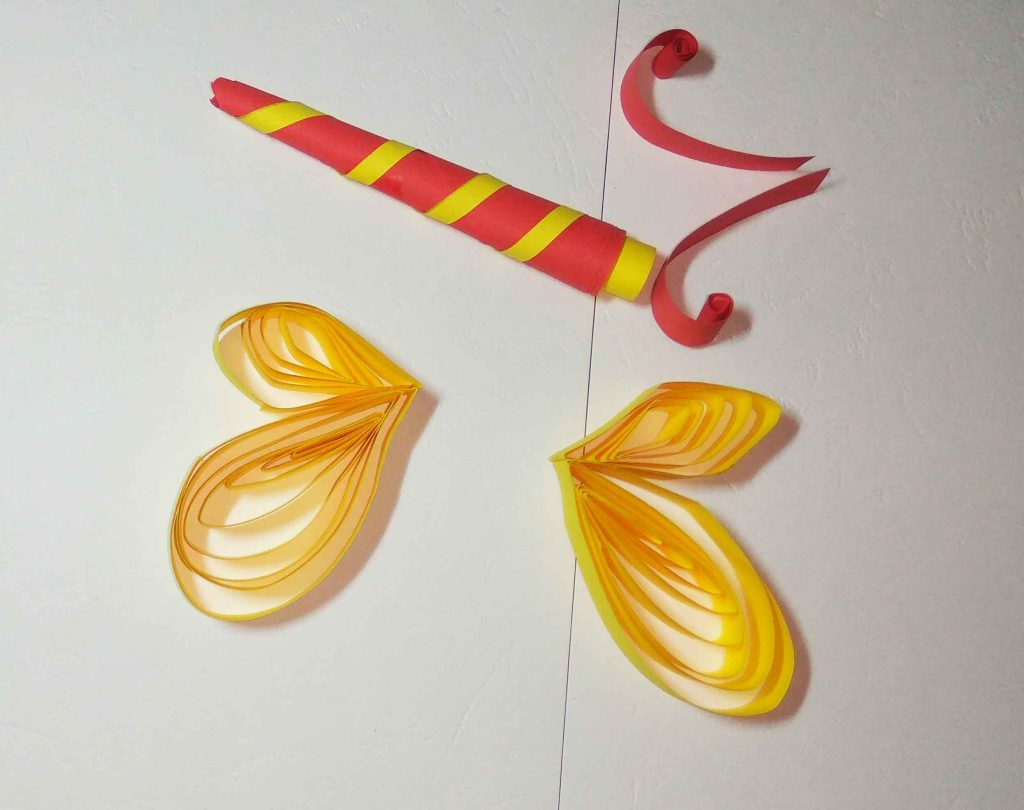 How to make paper craft butterfly? (Step by step)
