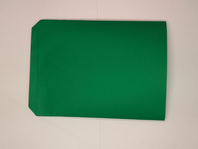How to make a Christmas paper bag