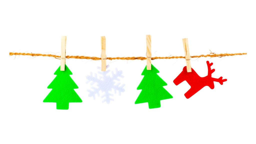 How to make Christmas wall decorations