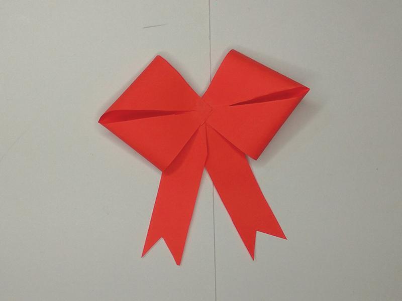 How to Make Christmas Tree Bows